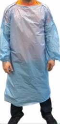 LEVEL 3 CPE DISPOSABLE ISO GOWN 10-PACK