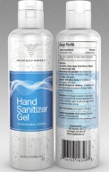 HAND SANITIZER GEL 16 OZ